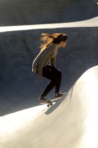 Girl skater !!!!