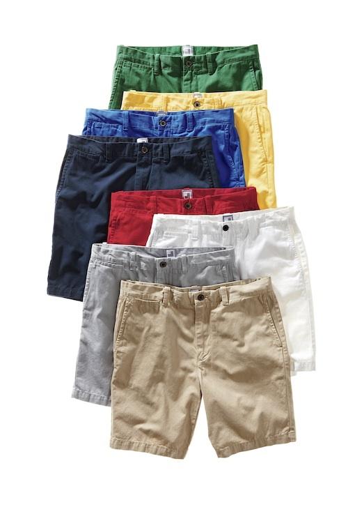 jcp flat-front shorts #nickspicks