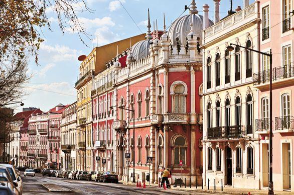 Principe-Real-4, Lisbon, Lisboa, Portugal