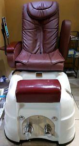 Spa  pedicure chair for sale $400-$600 Mississauga / Peel Region Toronto (GTA) image 1