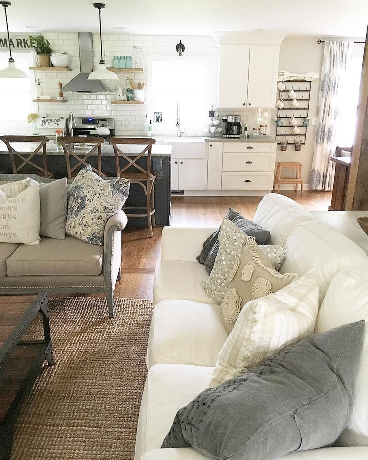 Pin by Little Yellow Cottage on ***Cozy Cottage Living Rooms*** | Pinterest | Living rooms, Room ...