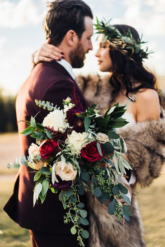 Dreamy Mountain Wedding at Telluride Ski Resort Venues in Telluride, CO. Find yo…