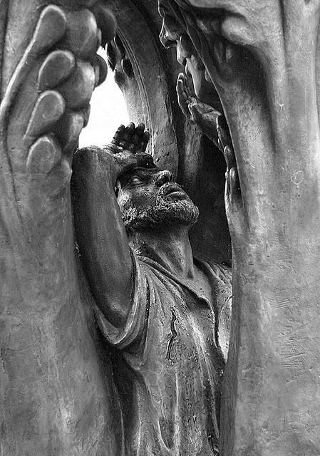 Evesham The vision of the swineherd Eof, by John McKenna | Flickr - Photo Sharing!