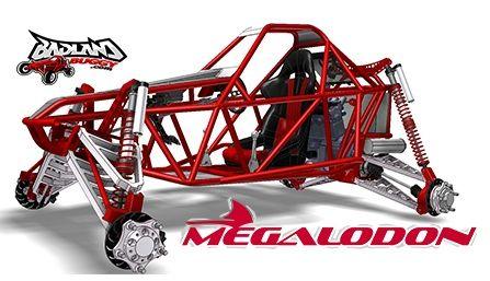 MEGALODON Race Buggy Plans - Badland Buggy Badland Buggy