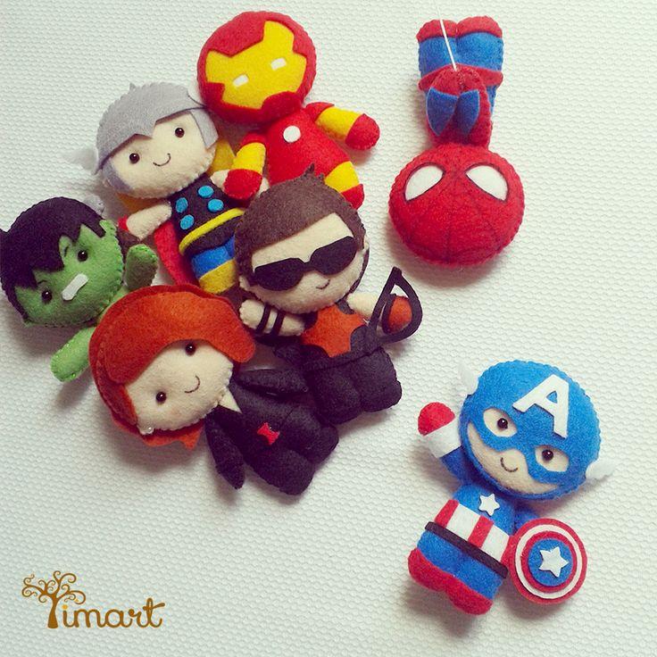 Apostila Vingadores Pocket. Adquira a sua na loja oficial (clique em visitar ou acesse www.timart.com.br)
