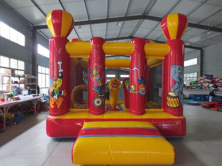 (China Guangzhou) manufacturers selling inflatable slides ,Inflatable castle,  CHB-15