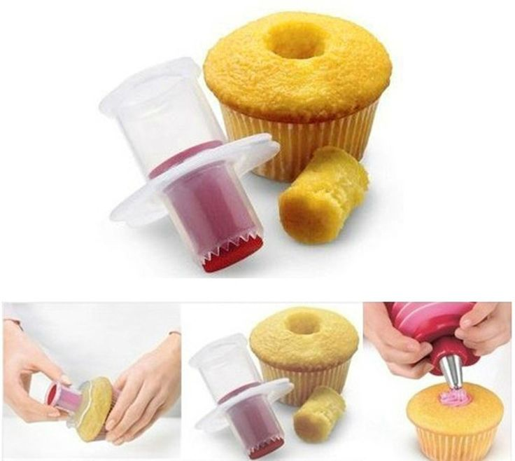 Creative Pastry Coring Device West Point The Cake Baking Tools Digging Cakes Corer DIY Cake Mold Baking Pastry Tools