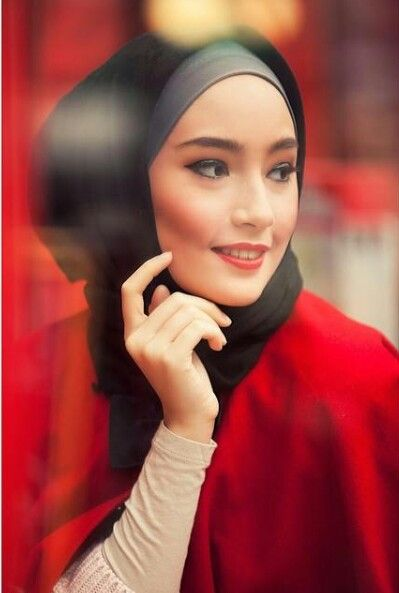 Hijab moslem