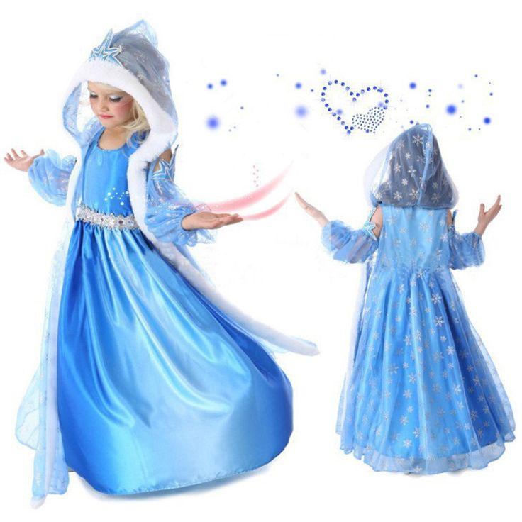 $7.58 (Buy here: https://alitems.com/g/1e8d114494ebda23ff8b16525dc3e8/?i=5&ulp=https%3A%2F%2Fwww.aliexpress.com%2Fitem%2F2015-Spring-Summer-Kids-Girls-Flower-Dress-Girl-s-Elsa-Anna-dress-Princess-party-dresses-baby%2F32409801702.html ) 2016 girls dress Summer Kids Girls Dress Girl's Elsa Anna Dress Princess cosplay Party Dresses Baby Kids Clothes girls Clothing for just $7.58