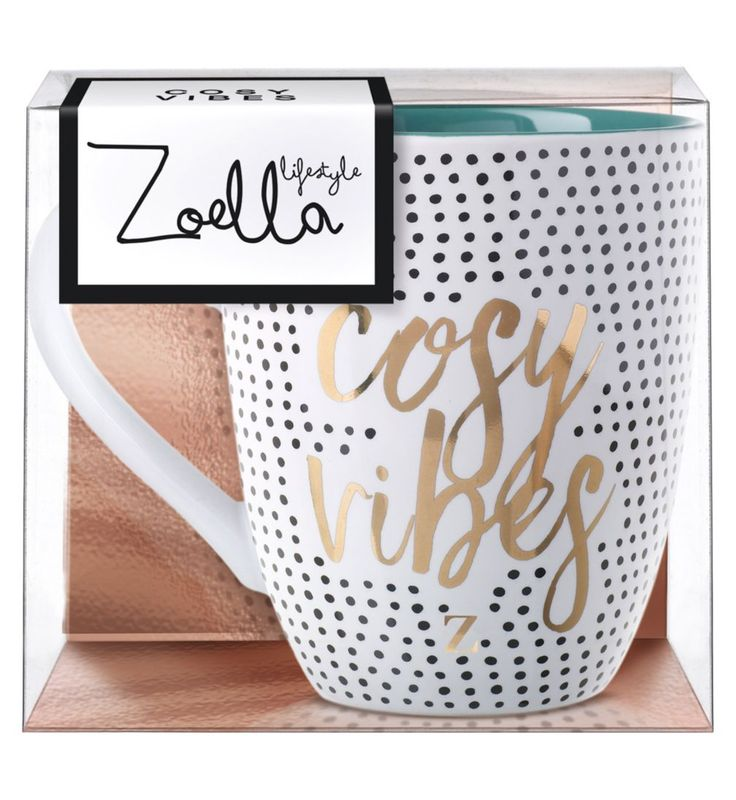 Zoella Cosy Vibes Mug