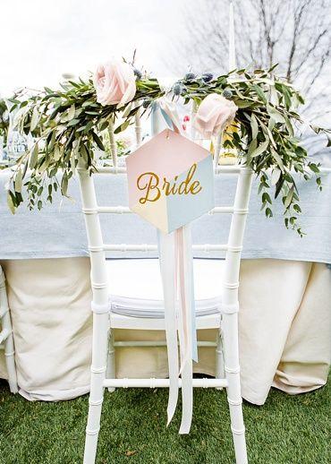 Romantic Modern Italian Wedding Inspiration | Fly Away Bride