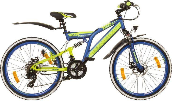 Galano 24 Zoll Mtb Fully Adrenalin Ds Mountainbike Stvzo Jugendfahrrad Das Galano Mountainbike Ist Im Alltag Und Bei Leichten To