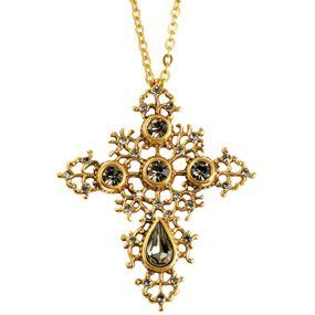 18th-Century French Cross Pendant - Crosses - Jewelry - The Met Store