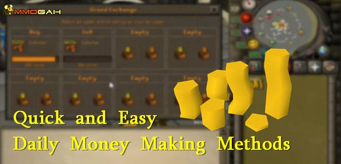 How To Get Money In Runescape