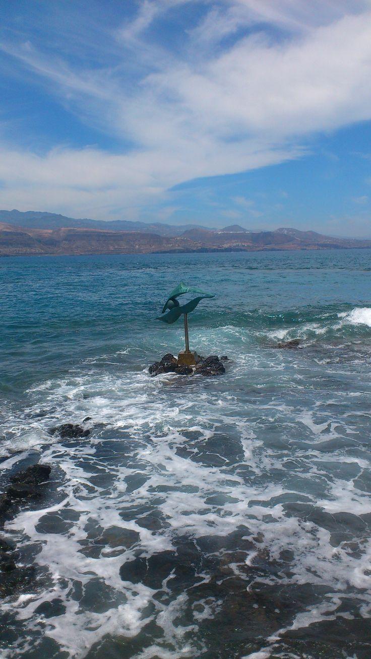 El mar en la puntilla