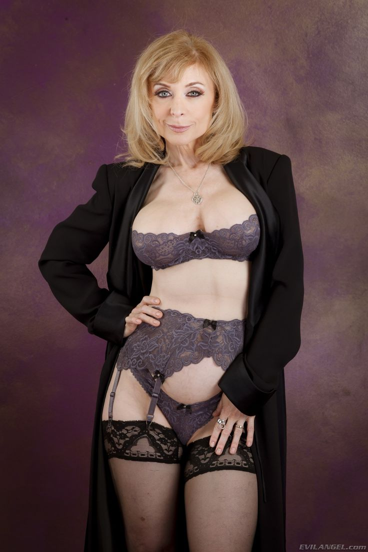 Nina Hartley Evil Cougars Lingerie Pinterest Posts