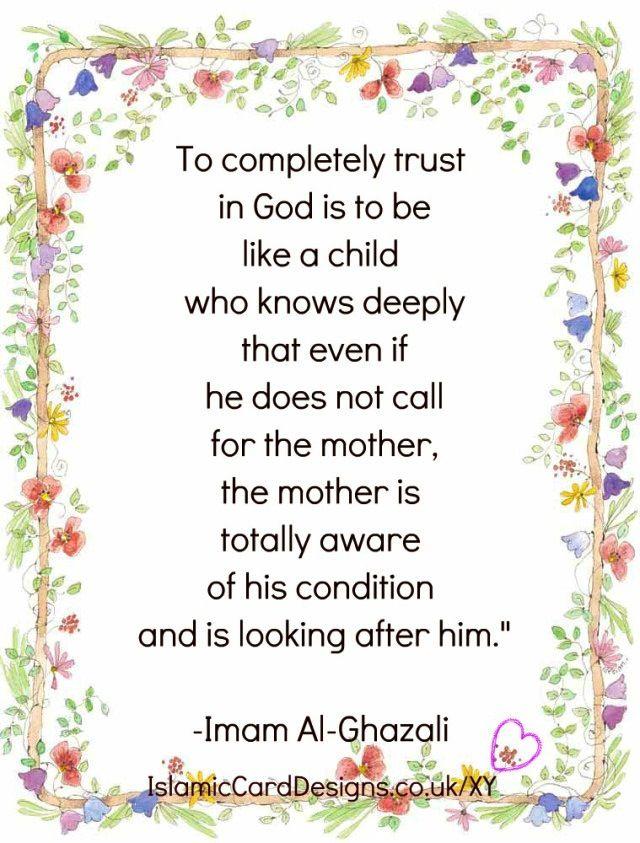 Imam Al- #Ghazali