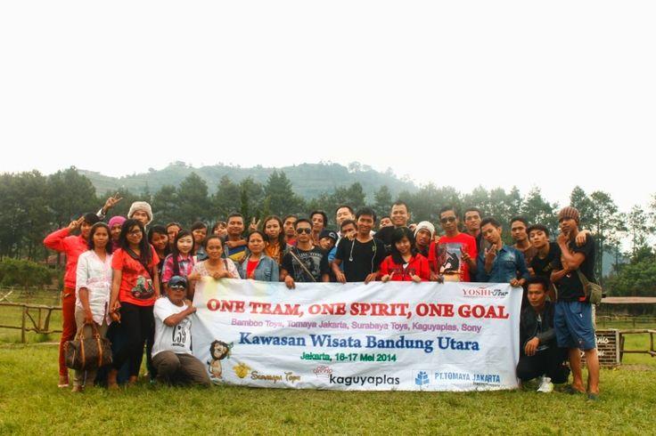 Paket wisata Bandung Jawa Barat Lengkap.