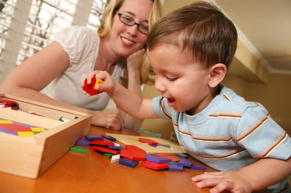 6 great ways to play with your child!  The role of adults in play is to guide children with their learning. But some adults forget that they have to also let them be free with their imagination. Children shouldn't be told how to play by and adult. The adult's role is to encouage a child.