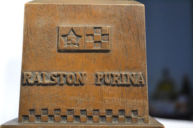 Ralston Purina Sculpture by Carl. C. Mose