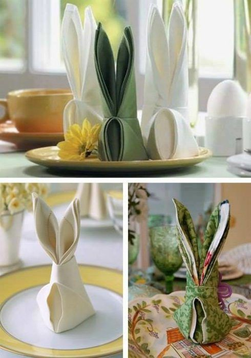 Изумительные идеи домашнего декора к Пасхе / Домоседы