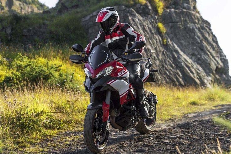 Ducati Multistrada 1200S PP Pikes Peak