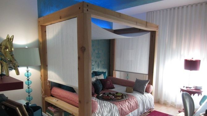 La chambre d'enfant de Stéphane Quintal