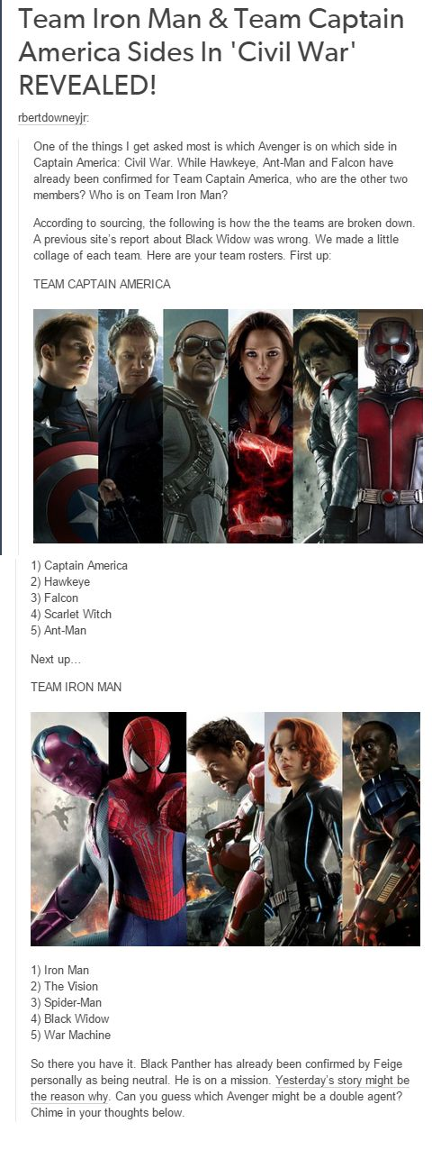 I don't know if this is real, but if so, NATASHA! I am on Cap's side for multiple reasons.