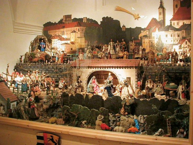 german Creche Nativity | Please find below Christmas Nativity Scenes Pictures & Wallpapers :