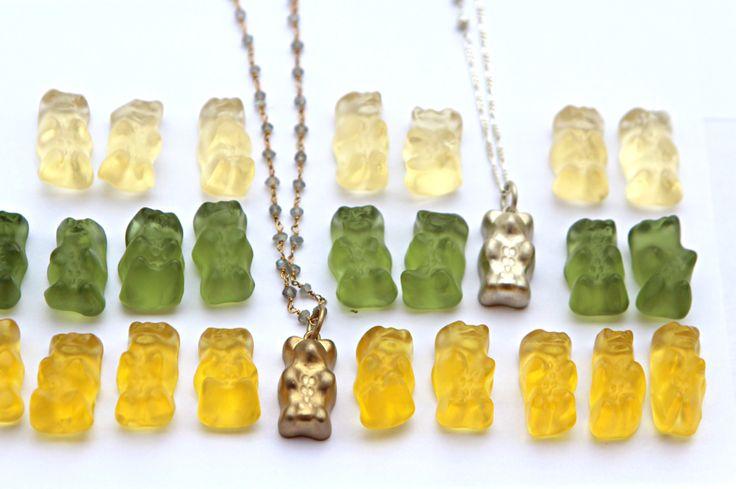 Maggoosh Jewelry  Gummybears