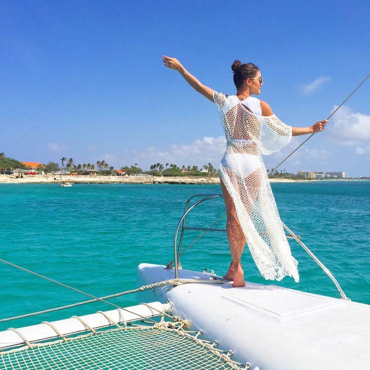 Super Vaidosa Os Looks de Praia que usei em Aruba - Super Vaidosa