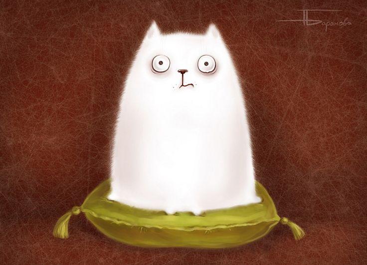 Баранова Алена | Белые кролики и не только :). Обсуждение на LiveInternet…