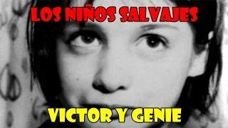 Los Niños Salvajes - Victor y Genie - YouTube
