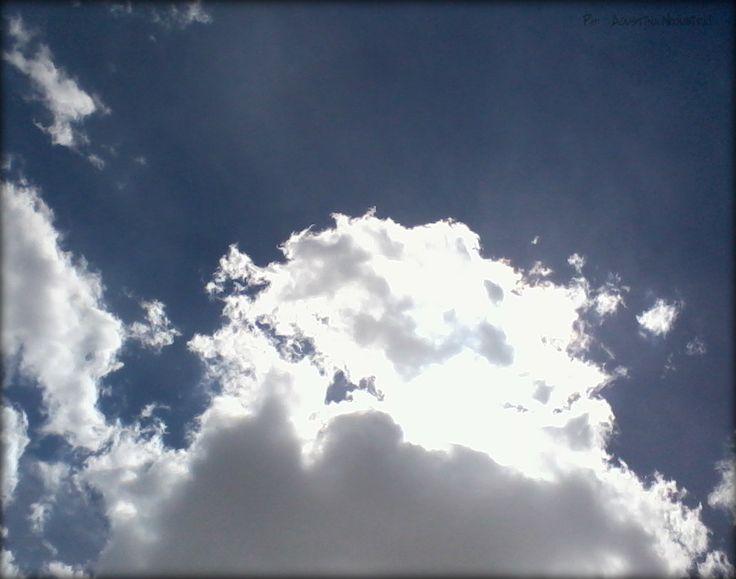 Día 3: Nubes. #Nubes #Cielo #Sky #Clouds.