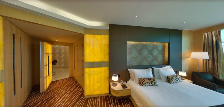 One-bedroom Suite - The Meydan Hotel