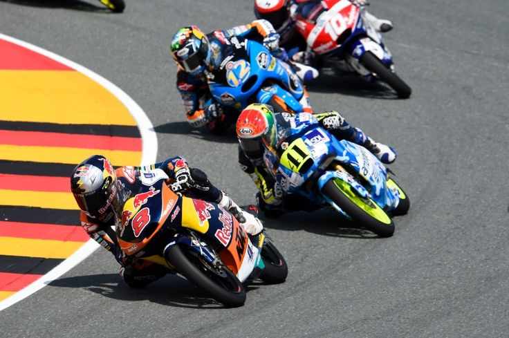 Miller, German Moto3 Race 2014