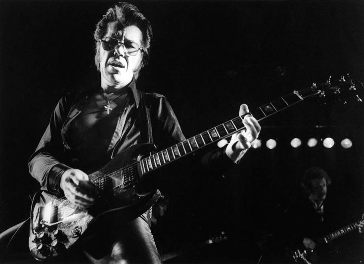 The creator of rock and roll distortion, Link Wray presaged punk and heavy metal sounds decades befo... - David Warner Ellis