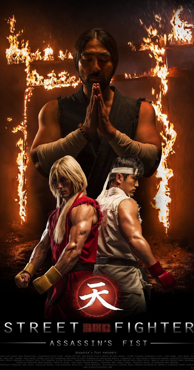 Street Fighter: Assassin's Fist (TV Mini-Series 2014– ) - IMDb