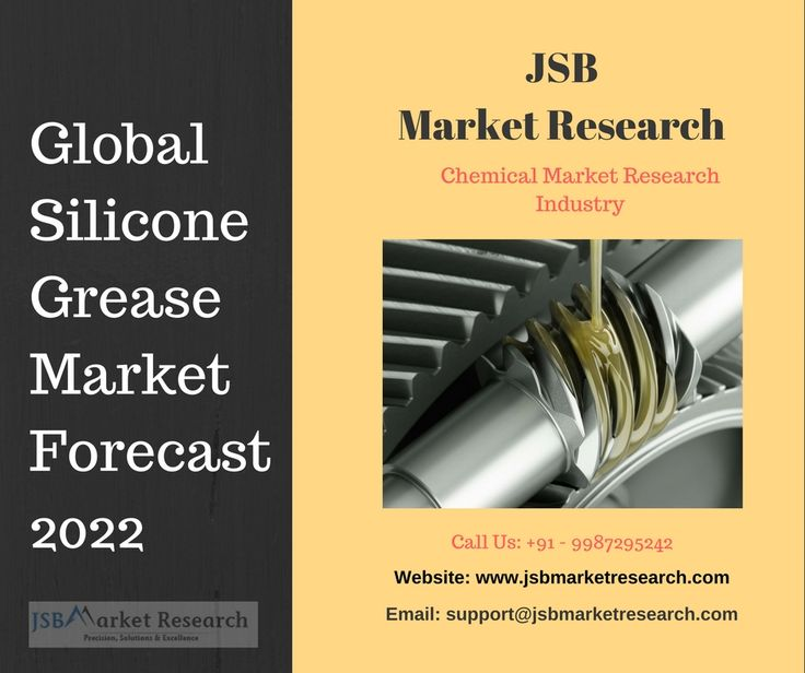 Buy silicone grease market research reports online from one of the leading market research services provider without any limitations to any industry verticals.