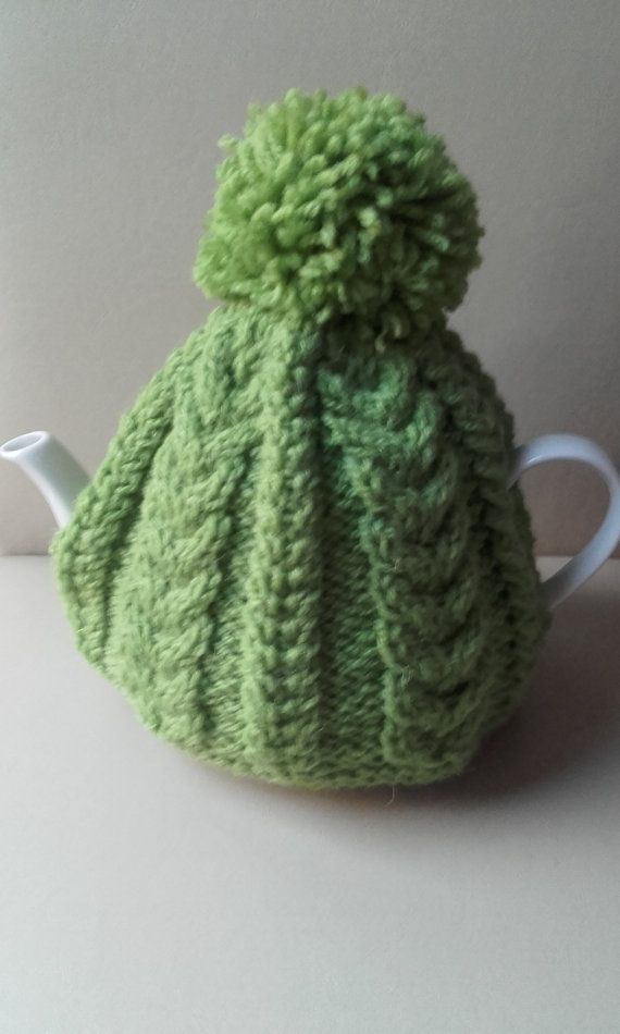 Check out this item in my Etsy shop https://www.etsy.com/uk/listing/399684271/knitted-tea-cosy-small-tea-cosy-cake-tea