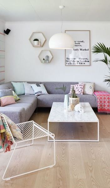 Get The Boho Chic Look 30 Bohemian Interior Design Ideas Living Room Apartment1st ApartmentMinimalist
