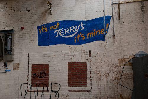 #Chocolate Terry's