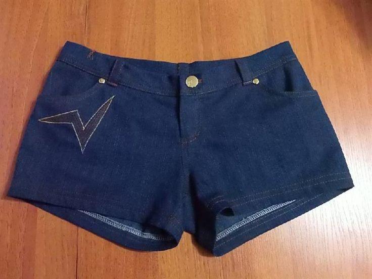 Сшить детские джинсовые шорты