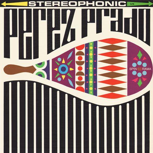 Graphic Vintage Album Cover