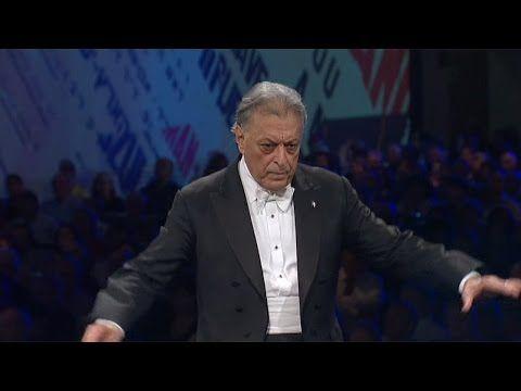 Beethoven - Symphony No. 8, Op. 93 (Zubin Mehta, Israel Philharmonic) - YouTube