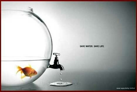 Save Water. Save Life