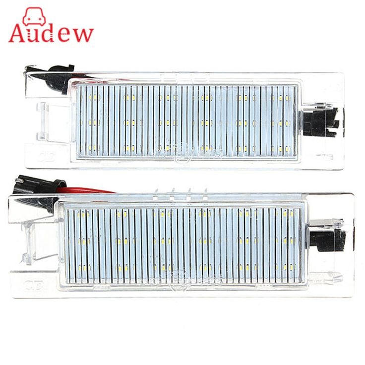 sale brand new 18 led license plate light number plate lamp for vauxhallopelcorsa c d for astra h j for #opel #astra