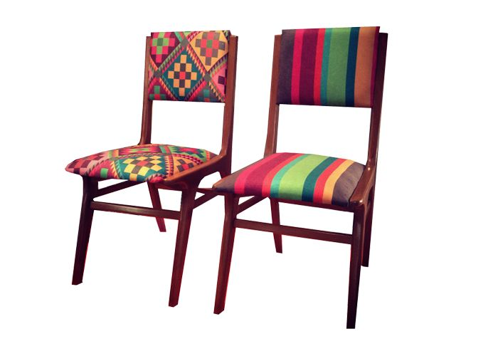 Cadeiras Cascais – Lá na Ladeira