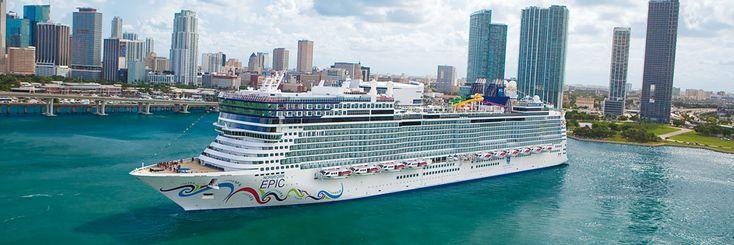 Norwegian Cruise Line : ne ratez pas les évènements sportifs 2012 durant votre croisière en Europe.
