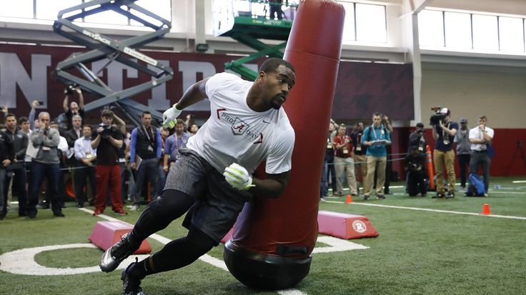 The University of Alabama hosted its annual Pro Day on Wednesday afternoon with 17 draft-eligible Crimson Tide athletes participating in front of 75 scouts representing all 32 NFL teams.